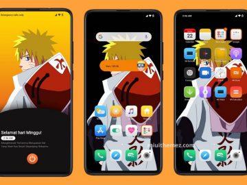 5 Rekomendasi Tema Xiaomi Anime Tembus Banyak Aplikasi Untuk MIUI 11 22
