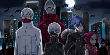 7 Organisasi Ghoul Kuat Yang Ada di Anime Tokyo Ghoul 36