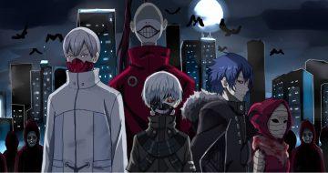 7 Organisasi Ghoul Kuat Yang Ada di Anime Tokyo Ghoul 7