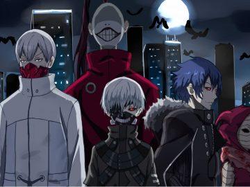 7 Organisasi Ghoul Kuat Yang Ada di Anime Tokyo Ghoul 22