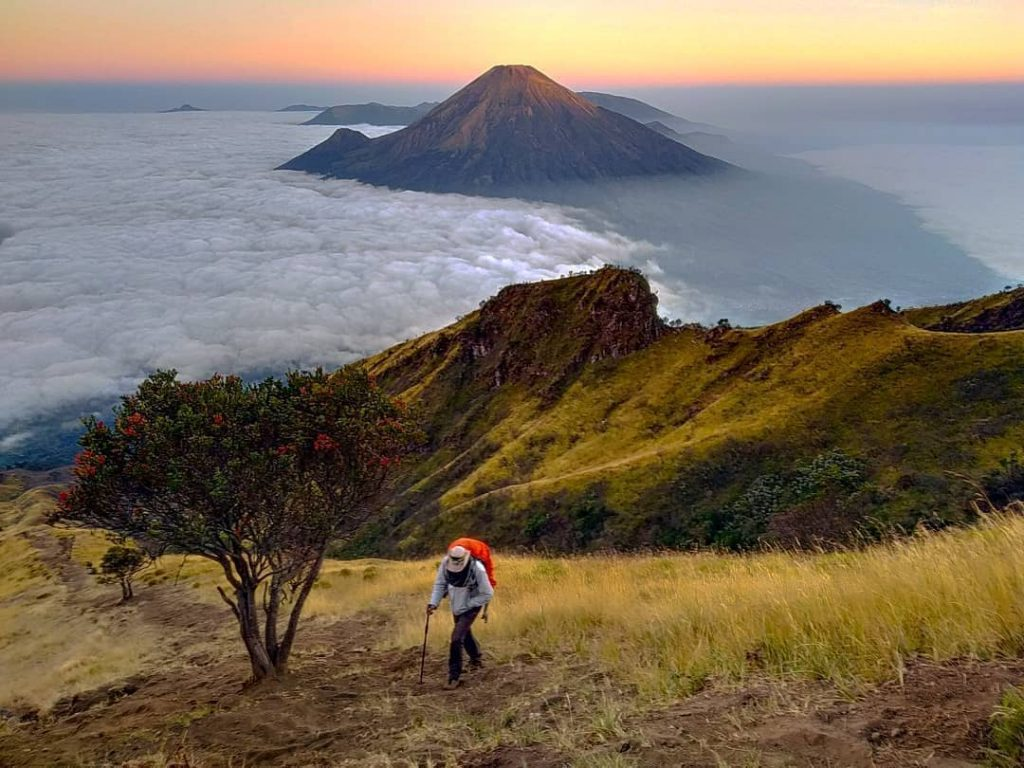 5 Gunung Tertinggi Di Pulau Jawa, Tantangan Untuk Kalian Para Pendaki 5