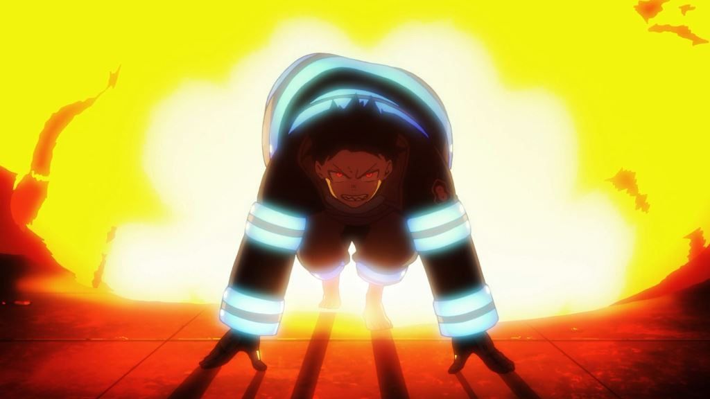 5 Pilar Terkuat di Anime Fire Force 7