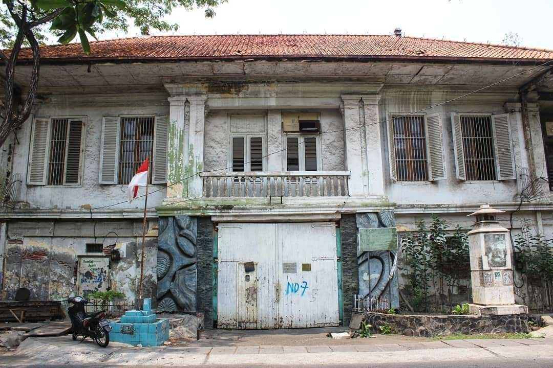 7 Tempat Bersejarah di Surabaya yang Cocok Buat Liburan 9