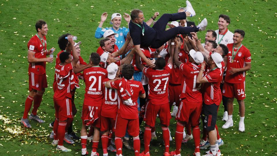 Club Terbaik Di Masing-Masing Liga Eropa 6