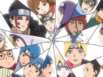 5 Tim Terkuat di Anime Boruto: Next Generations 15