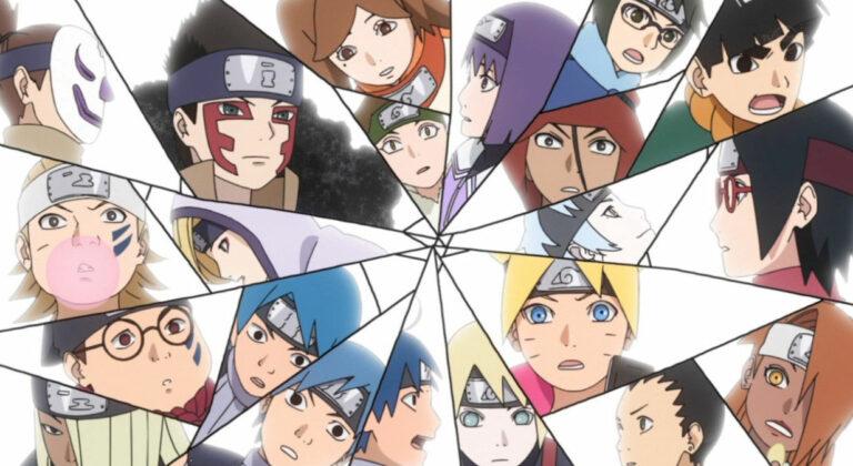 5 Tim Terkuat di Anime Boruto: Next Generations 1