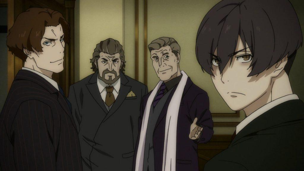 5 Rekomendasi Anime Action Bertemakan Mafia Terbaik 3