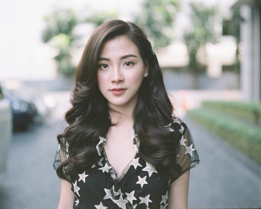 5 Artis Thailand Paling Cantik, Bikin Salah Fokus 3