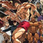 5 Karakter Terkuat di Anime Baki 106