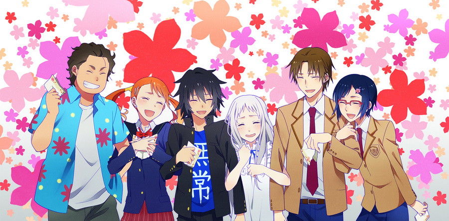 5 Rekomendasi Anime Terbaik Produksi A-1 Pictures 5