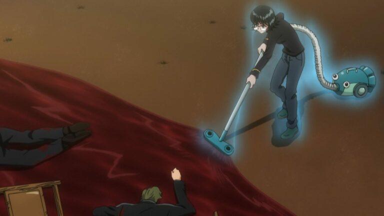 5 Kemampuan Nen Paling Overpowered dalam Anime Hunter x Hunter 1