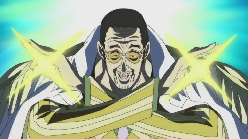 13 Marinir Terkuat di Anime One Piece 13