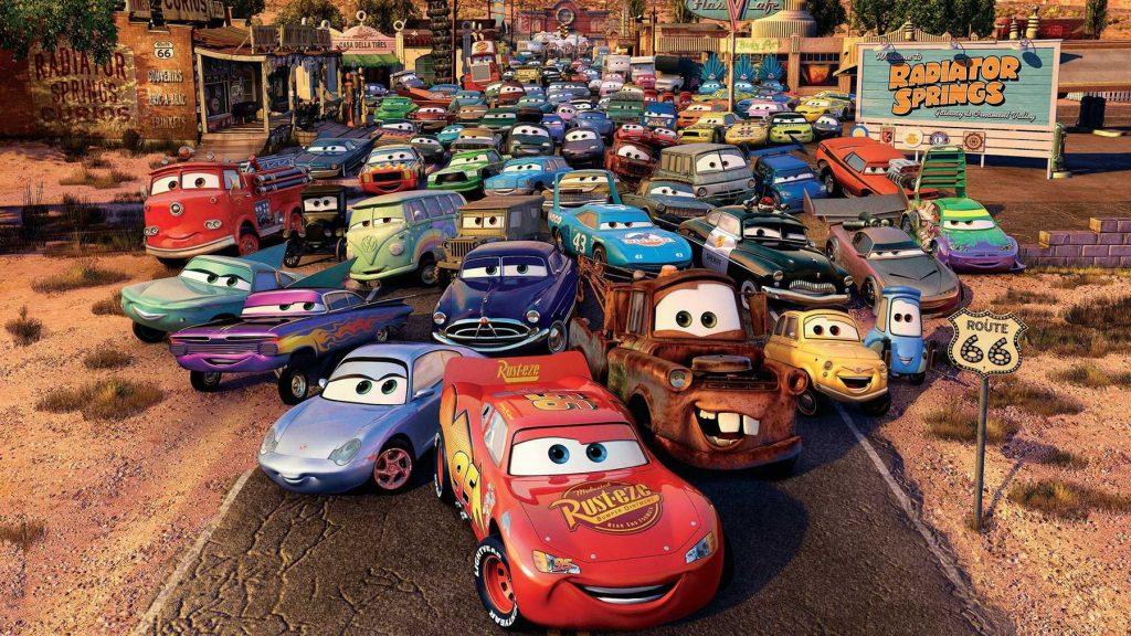 7 Film Animasi Terbaik Yang Diproduksi Oleh Studio Pixar 8