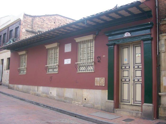 Casa de la Poesia