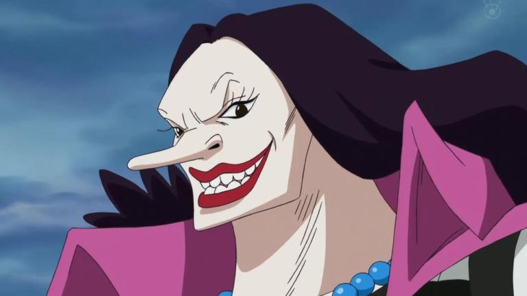 8 Karakter Wanita Terkuat di Anime One Piece 8