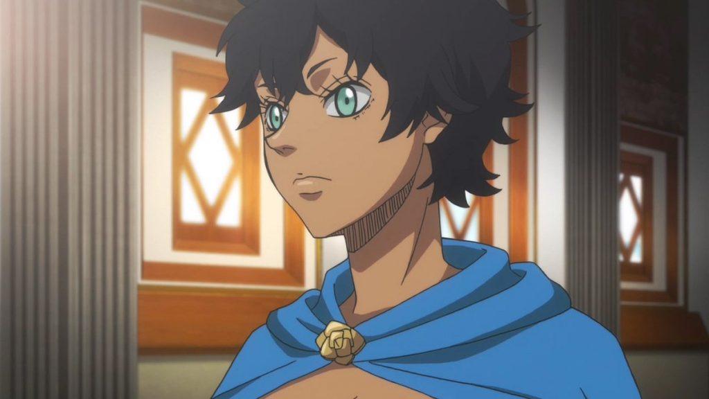 8 Karakter Terlemah Di Serial Anime Black Clover 10