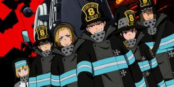 5 Pilar Terkuat di Anime Fire Force 28