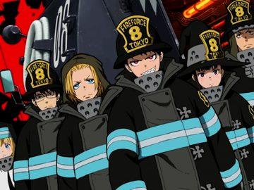 5 Pilar Terkuat di Anime Fire Force 10