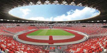 5 Stadion Kandang Timnas Sepak Bola Indonesia 14