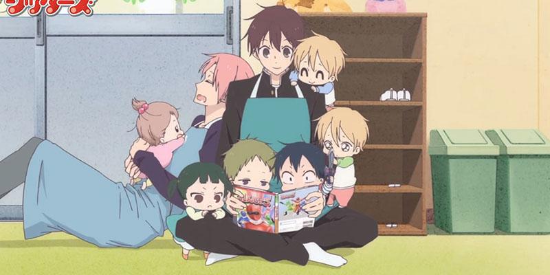 5 Rekomendasi Anime Dengan Karakter Lucu Dan Imut (Moe) 4