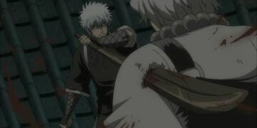 Fakta di Balik Pedang Kayu Sakti Milik Sakata Gintoki di Anime Gintama 16