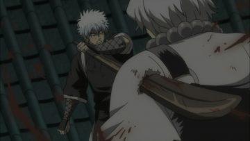 Fakta di Balik Pedang Kayu Sakti Milik Sakata Gintoki di Anime Gintama 1