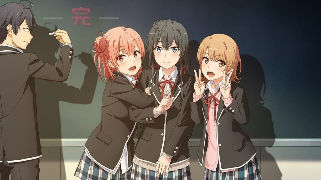 5 Anime Romance Comedy Yang Bikin Baper Sekaligus Ngakak 5