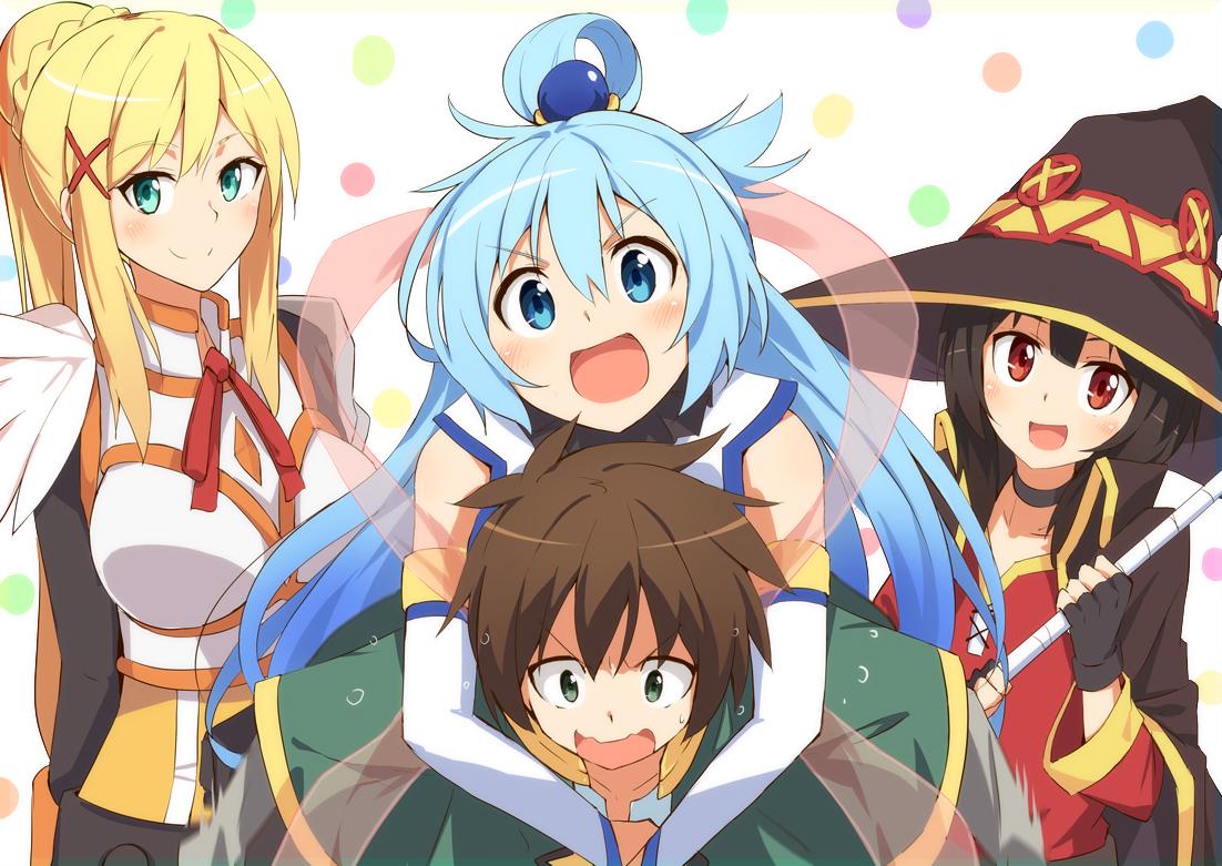 5 Anime Terkocak yang Bisa Bikin Ngakak 3