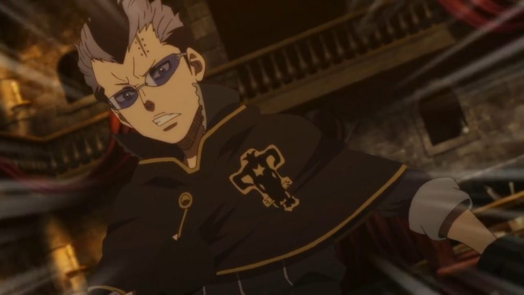 8 Karakter Terlemah Di Serial Anime Black Clover 8