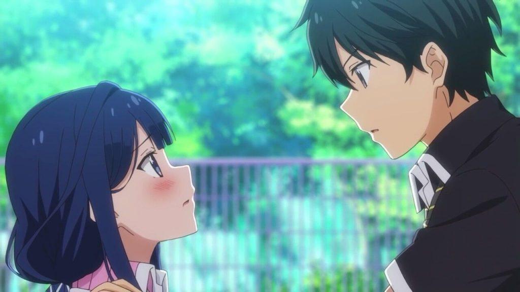 5 Serial Anime Harem Tanpa Unsur Ecchi Terbaik 3