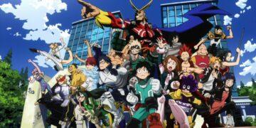 5 Murid Kelas 1-A Terkuat Di Boku No Hero Academia 29