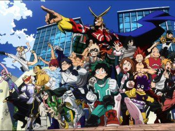 5 Murid Kelas 1-A Terkuat Di Boku No Hero Academia 21