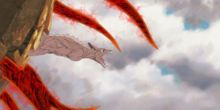 10 Bentuk Penampilan Jinchuriki Naruto 7