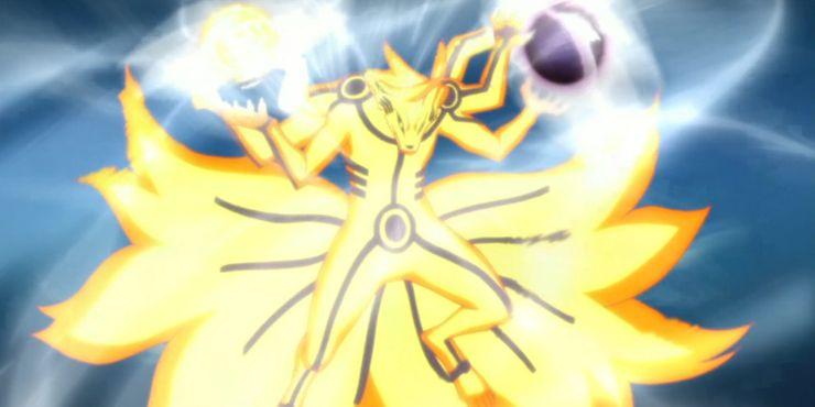 10 Bentuk Penampilan Jinchuriki Naruto 12