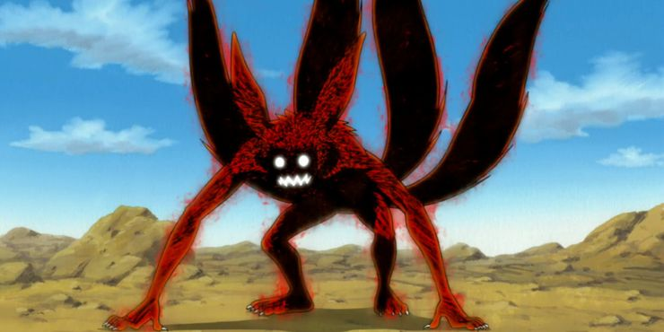 10 Bentuk Penampilan Jinchuriki Naruto 5