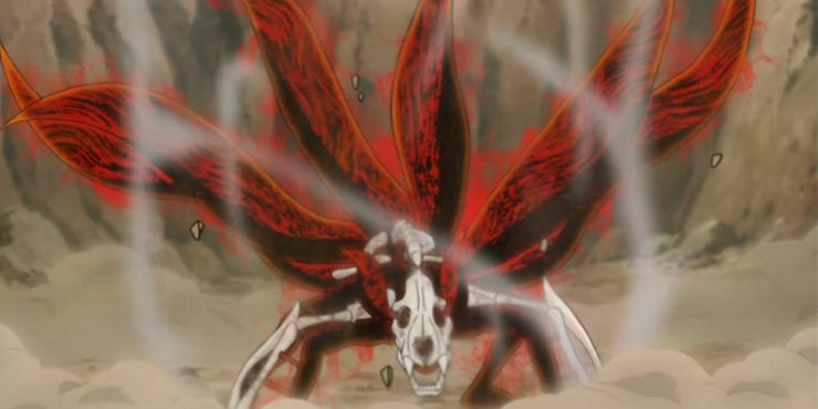10 Bentuk Penampilan Jinchuriki Naruto 6