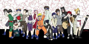 10 Genin Terkuat di Era Naruto Kecil 33