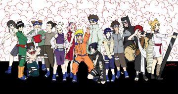 10 Genin Terkuat di Era Naruto Kecil 13