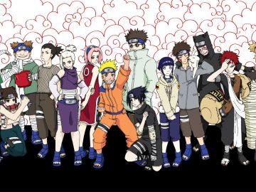 10 Genin Terkuat di Era Naruto Kecil 25
