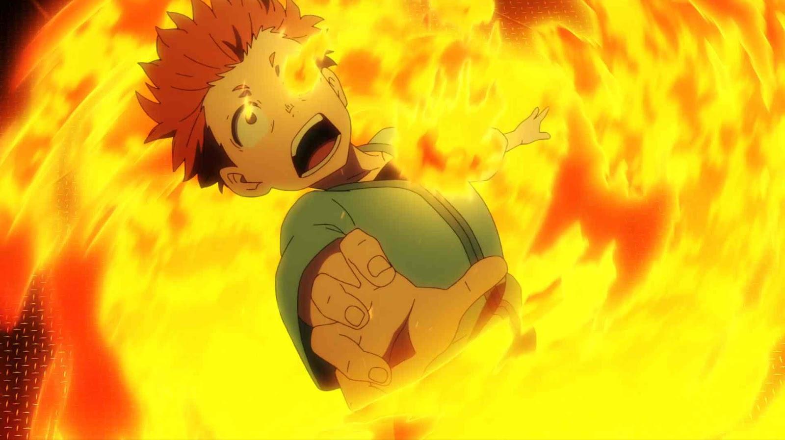 5 Pilar Terkuat di Anime Fire Force 3