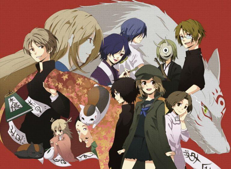 5 Anime Terbaik Berkisah Tentang Hantu 1