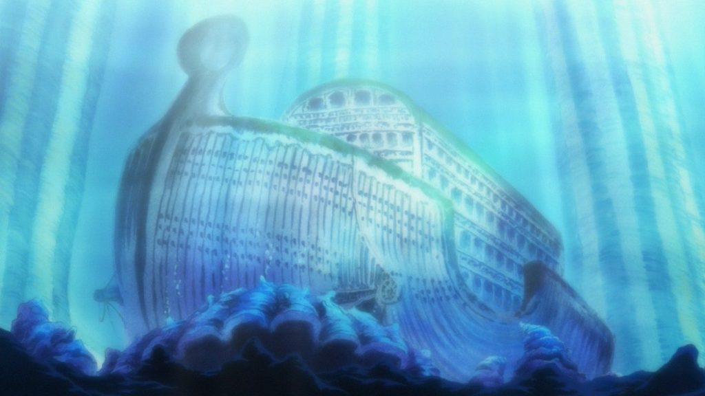 Mitologi Nyata Dalam Manga & Anime One Piece 8