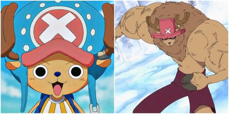 10 Makhluk Anime Menggemaskan yang Sebenarnya Mengerikan 5