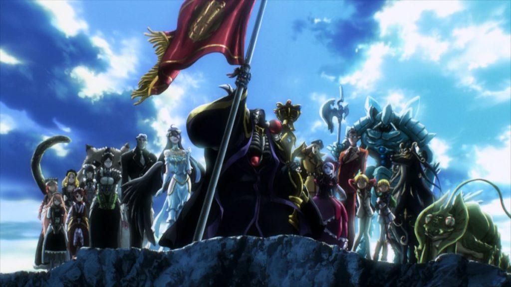 5 Rekomendasi Anime Dengan Karakter Utama Overpower Namun Memilki Cerita Menarik 5