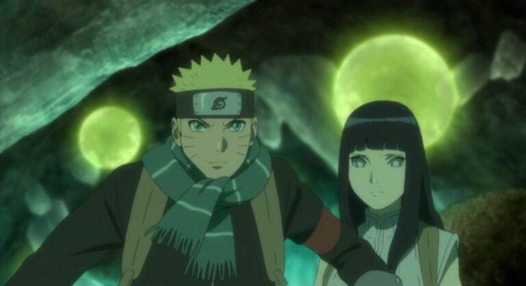 10 Momen Terbaik Naruto & Hinata 1