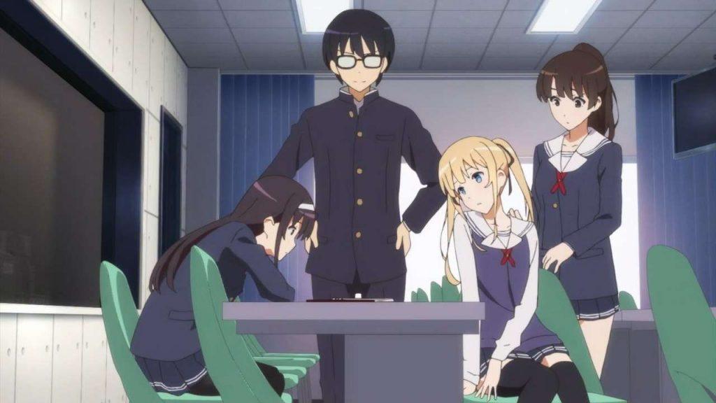 5 Anime Romance Comedy Yang Bikin Baper Sekaligus Ngakak 7