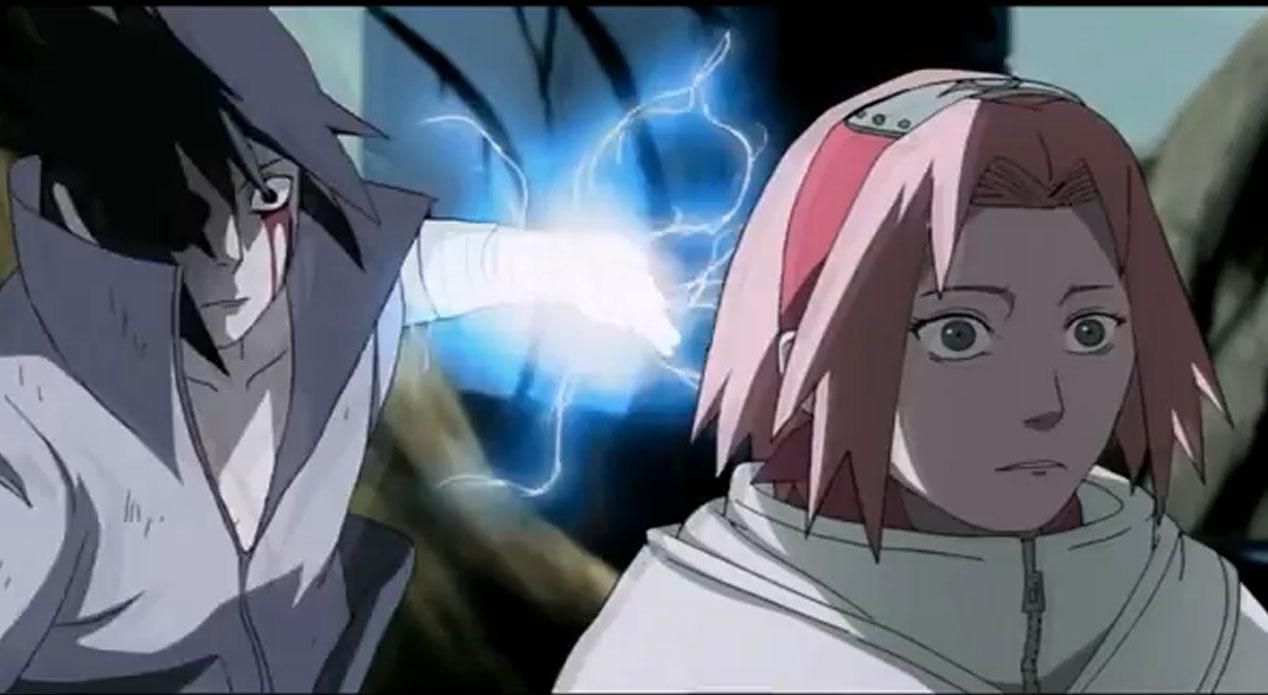 10 Pertarungan Sakura yang Membuatnya Hampir Mati 12