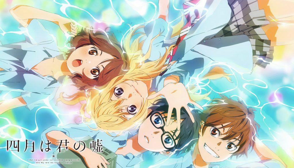 5 Rekomendasi Anime Terbaik Produksi A-1 Pictures 6