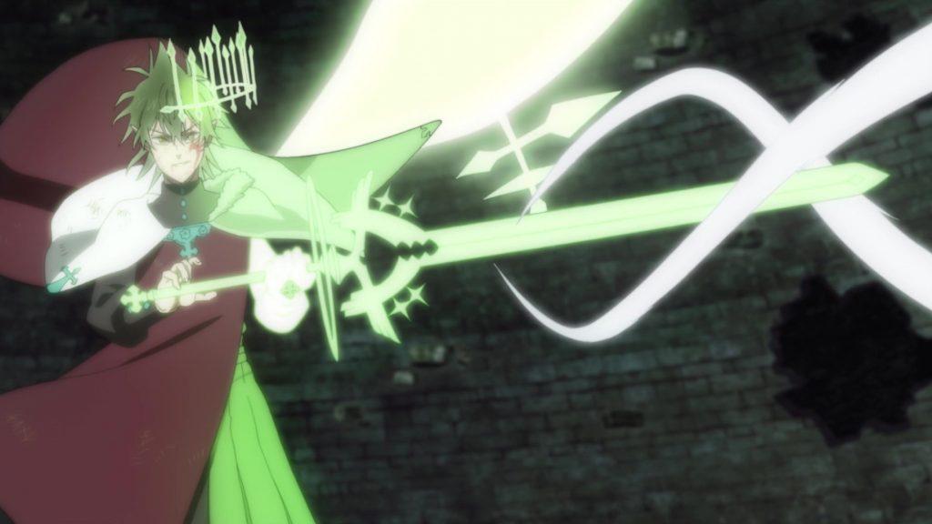 10 Sihir Terkuat Milik Yuno Di Black Clover 3