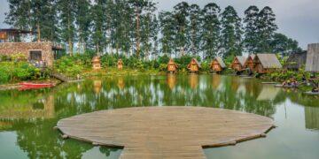 5 Tempat Wisata Bernuansa Alam Di Bandung 35